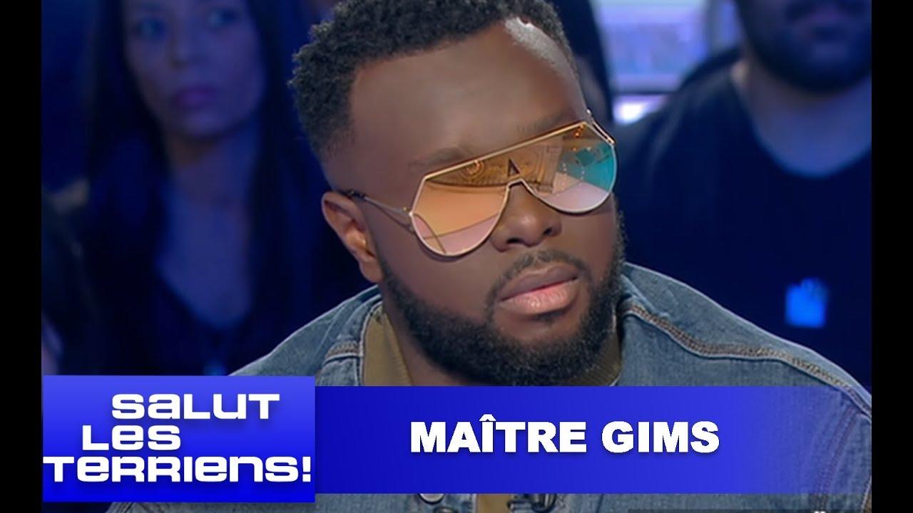 Maître Gims : du Zaïre de Mobutu aux millions d'albums - Salut les Terriens #1