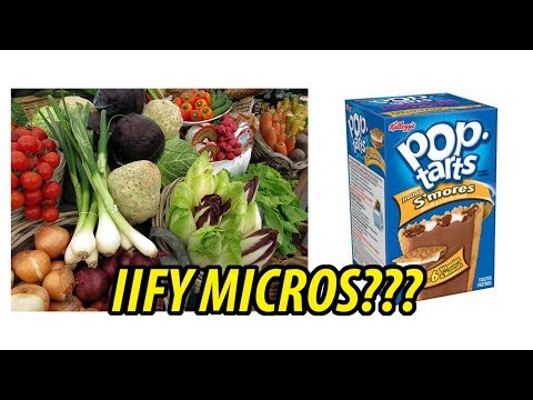 IIFYM Why It's BETTER for Your Micronutrients!
