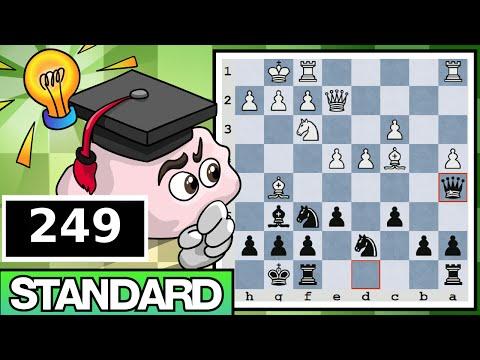 Standard Chess #249: Gharaibeh vs. IM Bartholomew (Slav Defense)