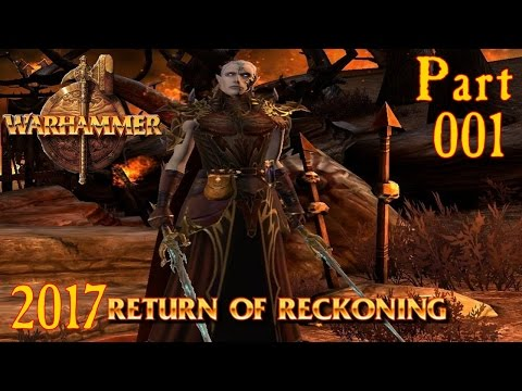 🔴 Warhammer Online Age / Return of Reckoning #001 Die dunkle Seite | Gameplay German Deutsch