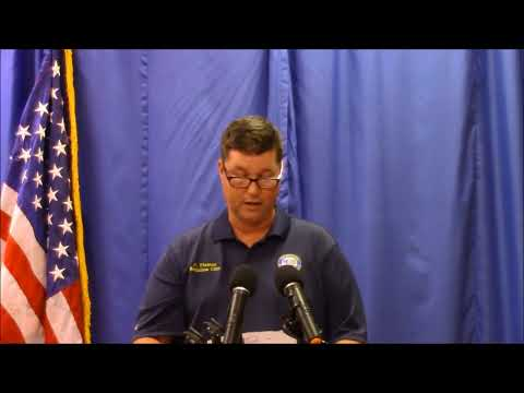 Putnam County Hurricane Irma Shelter Information - 09/08/2017