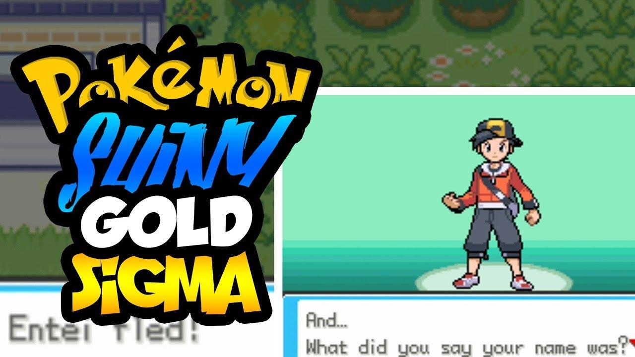 Pokemon shiny gold | pokemoncoders.