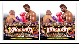 Wale Adenuga to Premiere Biggest Movie 'Knock Out' starring Top Nollywood Actors & Comedians
