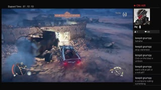 Mad Max part 22 completing challenges and missions