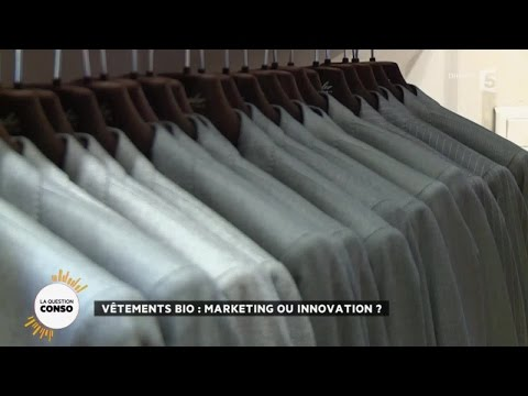 Vêtements bio : marketing ou innovation ?