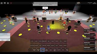 Castle~ ROblox~ Performance! With Asya London!