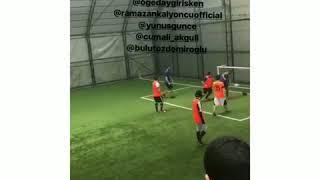 Survivor 2018 ekibi ile Acun Medya ekibi futbol maçı yaptı