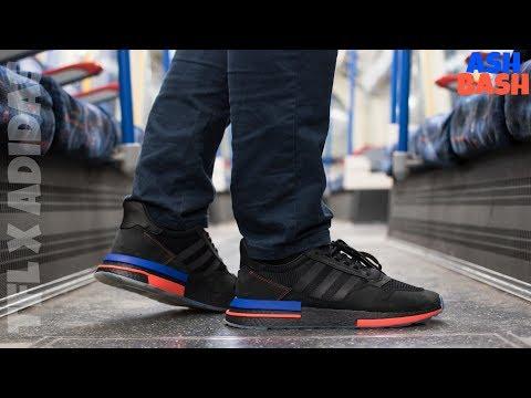 promo code 78297 c0318 Review + On Feet | TFL x Adidas ZX 500 RM | Ash Bash - YouTube