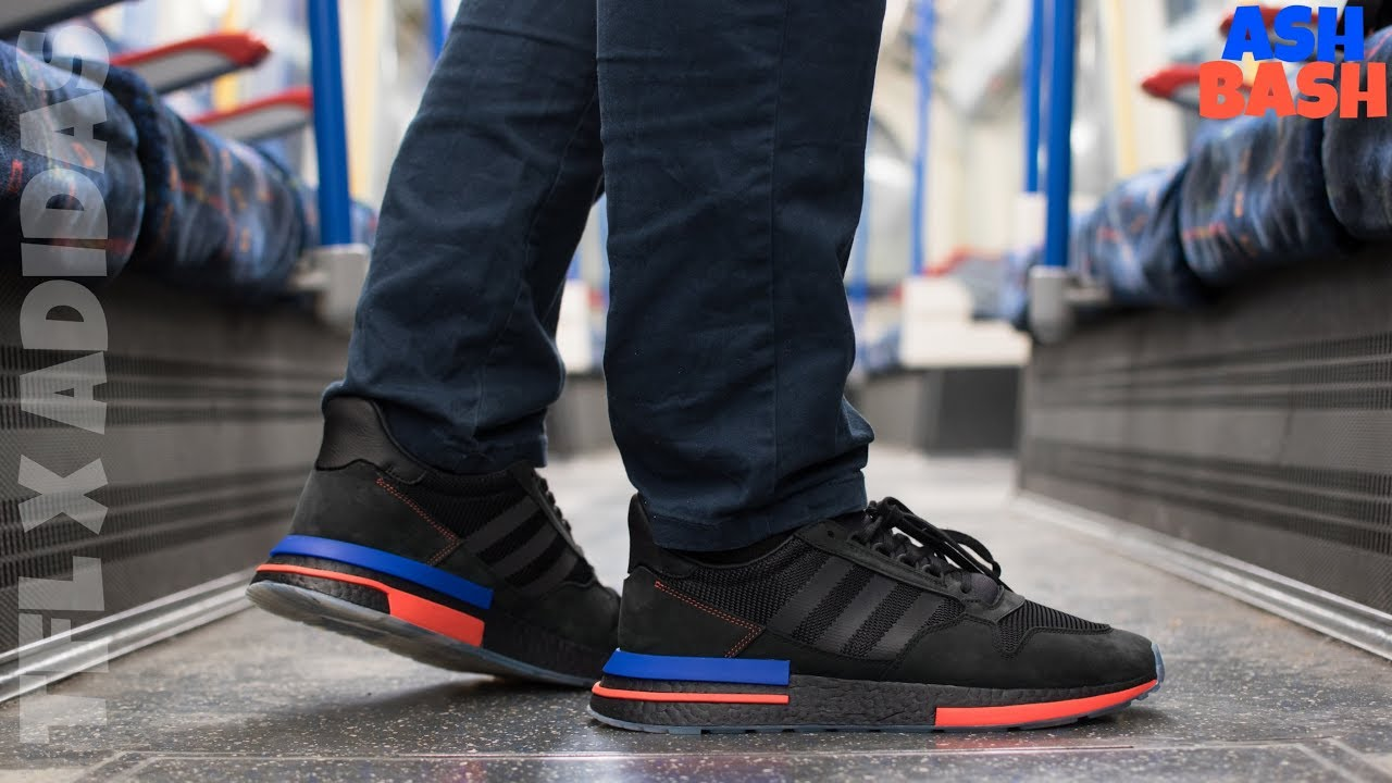 new arrival b84dd 6b9d5 Review + On Feet | TFL x Adidas ZX 500 RM | Ash Bash