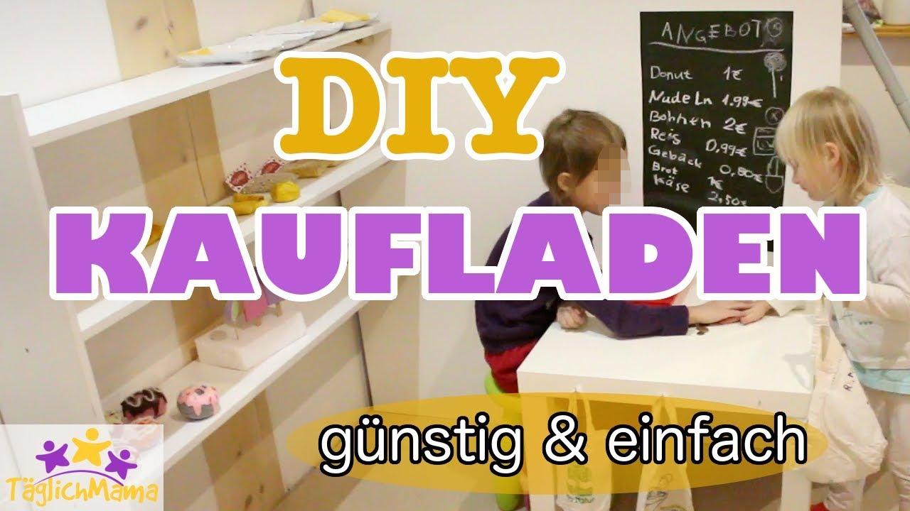 kaufladen selber bauen - gÜnstig & einfach!! / täglich mama - youtube
