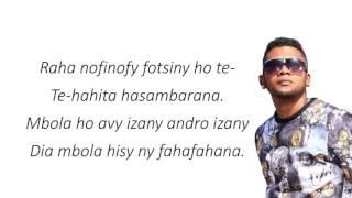 Alson - Hary elatra lyrics