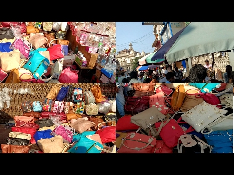 Crawford Market | Manish Market | Mota Market | Mumbai CST (Everything at one place)