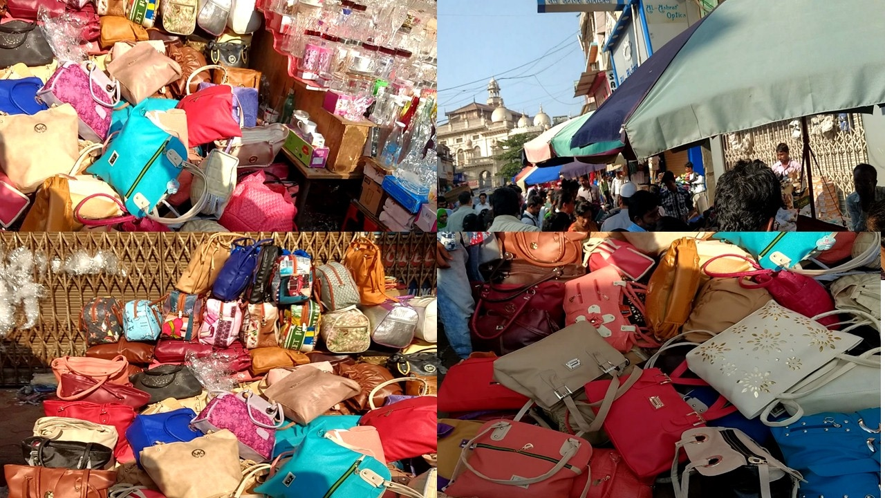 Crawford Market Manish Market Mota Market Mumbai Cst