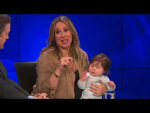Haylie Duff Talks Cooking & Babies with a Baby