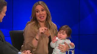 Haylie Duff Talks Cooking & Babies with a Baby YouTube Videos