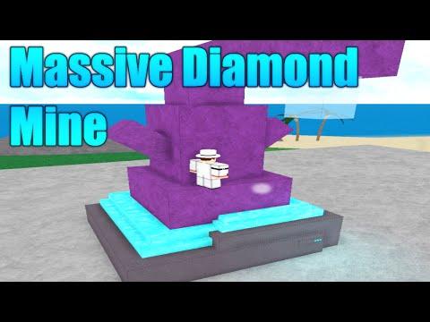 [Miner's Haven: ROBLOX] - Massive Diamond Mine Review