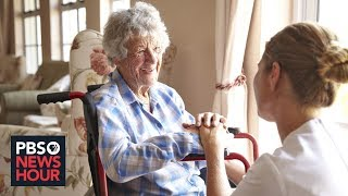 Why some residential caregivers call their jobs 'indentured servitude'