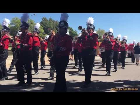 Band Day 2016 SWOSU Wford