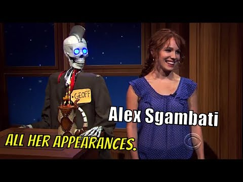 "Alex Sgambati - The Girl Who Craig ""Sgambatied"" - 7/7 Appearances In Chronological Order [720p]"