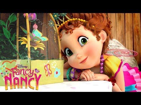Meet NancyFancy Youtube Disney Nancy Junior 4Ac5j3RLq