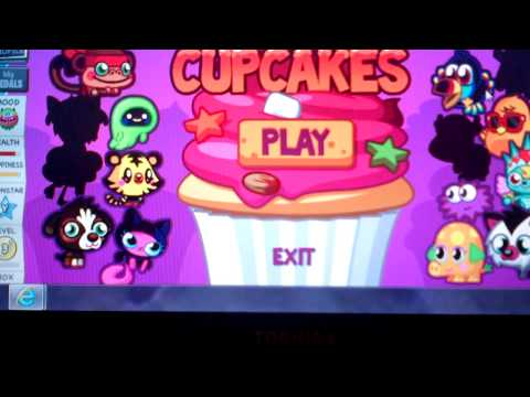 Moshi Monsters: How to get Mcnulty on moshi Cupcake Cavern