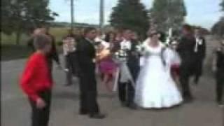 На румынской свадьбе.3gp