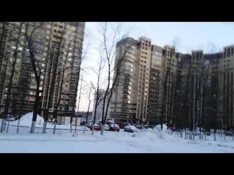 Воронеж город контрастов часть 2 Олимпийский бульвар просто бомба!!!