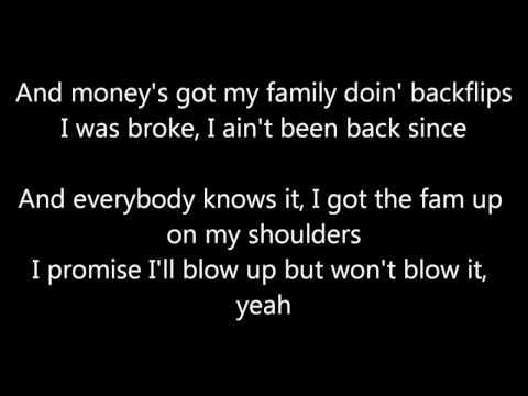 Russ - Fallin Too lyrics