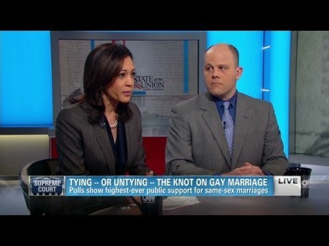 """Will the Supreme Court say """"I do?"""""""