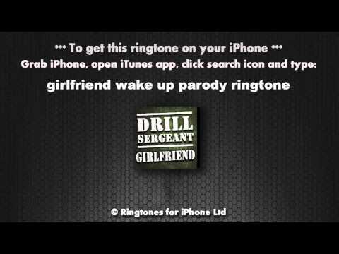 Girlfriend Calling Drill Sergeant Ringtone