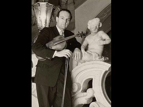 Paul Doktor plays Solo Viola Pieces
