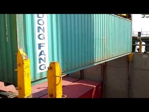 Container Vessel Operations part 01, by Freight Forwarder WICE Freight