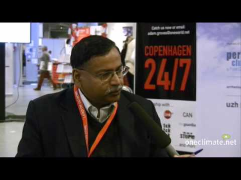 OneClimate talks to Saleemul Huq a second time at COP15 - 1