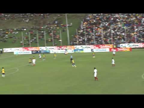 2014 FIFA World Cup Qualifier - Stage 3 Oceania / Solomon Islands vs Tahiti Highlights