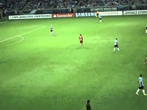 Grêmio x Caracas - Copa Libertadores 2013 - Arena do Grêmio
