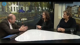In Gesprek Met   Esther van Rijswijk & Cariola van Beek