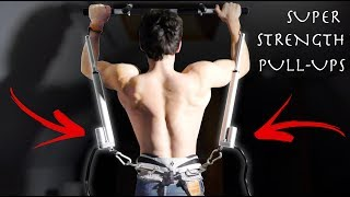 Do Infinite Pull-ups With This Trick! - (DIY Exo-Suit Part 1)