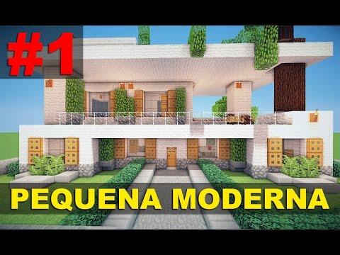 Minecraft casa moderna 3 tutorial e download doovi for Tutorial casa moderna grande minecraft