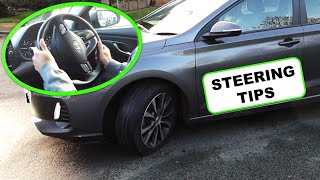 How To Steer A Cąr   DRIVING TEST TIPS
