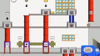 Factory: The Industrial Devolution - Run your own production line on classic MacOS