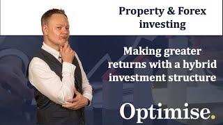 Real estate property investing + FOREX = Profitable Cashflow
