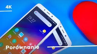 Xiaomi Redmi 6 vs Redmi 6A - Porównanie budżetowych smartfonów