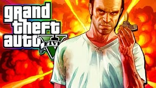 GTA 5 Funny Moments! - A Big Mouthful of Love!