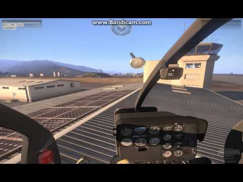 ARMA 3 PHYSX Tactical Demonstration