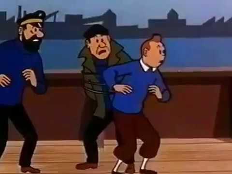 Les aventures de Tintin » L'étoile mystérieuse