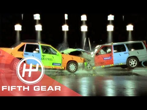 Fifth Gear Volvo 2020 Protective Car Plan