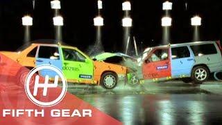Fifth Gear Volvo 2020 Protective Car Plan смотреть