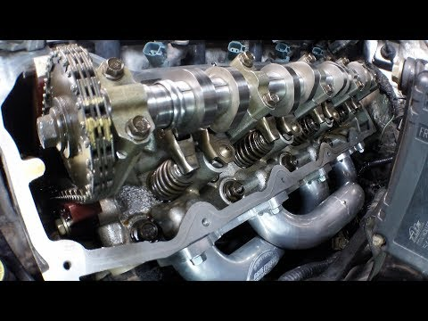 How to Install 4.7HO Camshafts & Solid Lifters in a Jeep Dodge Chrysler & Mitsubishi