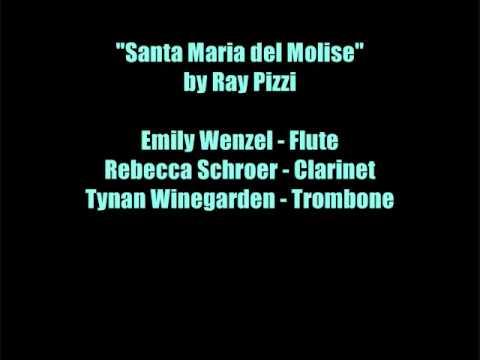 RAY PIZZI Bassoon, LIVE Trio Sierra High School Tollhouse CA..