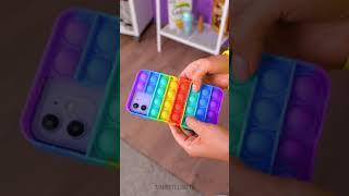 📱 DIY Pop It Phone case #Shorts